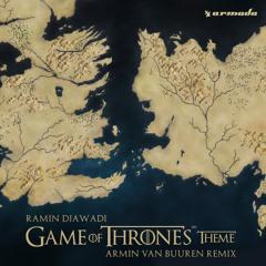 Game Of Thrones Theme (Armin van Buuren Remix)