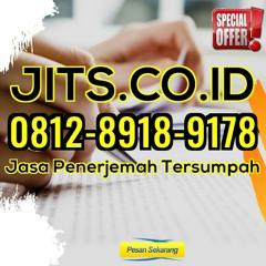 TERSUMPAH! WA 0812 - 8918 - 9178 Jasa Penerjemah Inggris Indonesia Di Malang