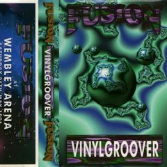 Vinylgroover - Fusion - Hectic vs Hecttech - Collision Course - 1996