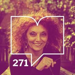 Episodio 271: Rompiendo fronteras - Alicia Kozameh