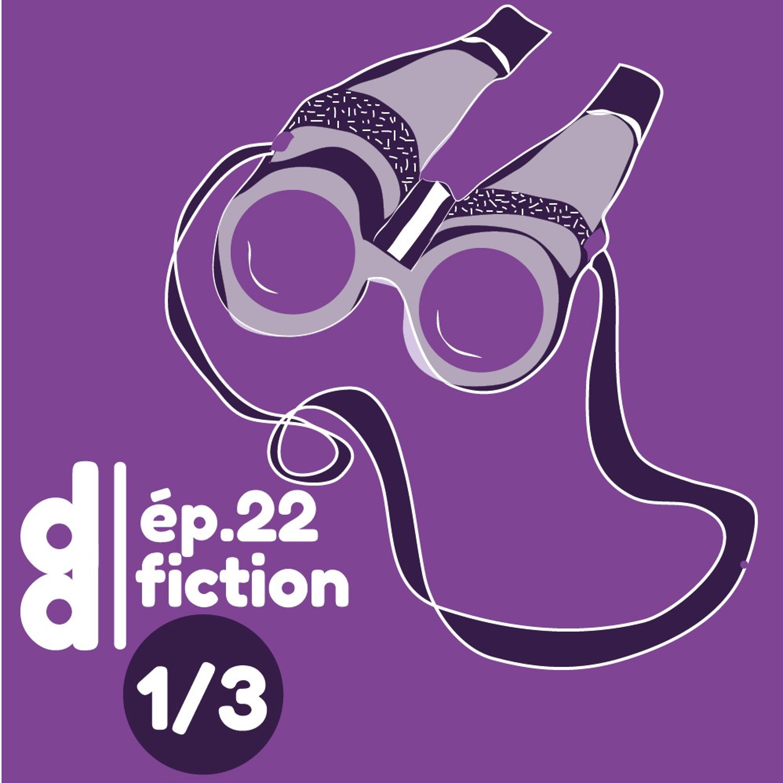 DESSIN DESSEIN // EP22 Fiction - Partie 1 : Nicolas Nova, le chercheur du futur proche