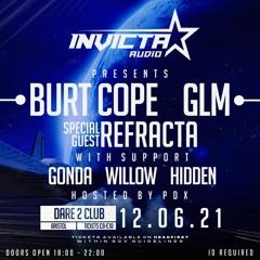 FISSION OPENING SET [Invicta Audio Presents: GLM, Burt Cope, Refracta + More]