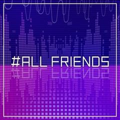 #ALL FRIENDS - Lynx Eyes