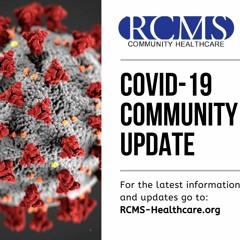 RCMS Covid update CEO Ara Chakarabarti & Urgent Care Physician Barb Britrell 12.11.20