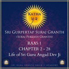 Gurpertap Suraj Granth Ras 1 Chapter 7