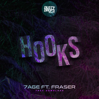 7age - Hooks (feat. Fraser) (FREE DOWNLOAD)