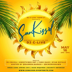 Sunkiss'D Official Promo Mix By DJ C-Live