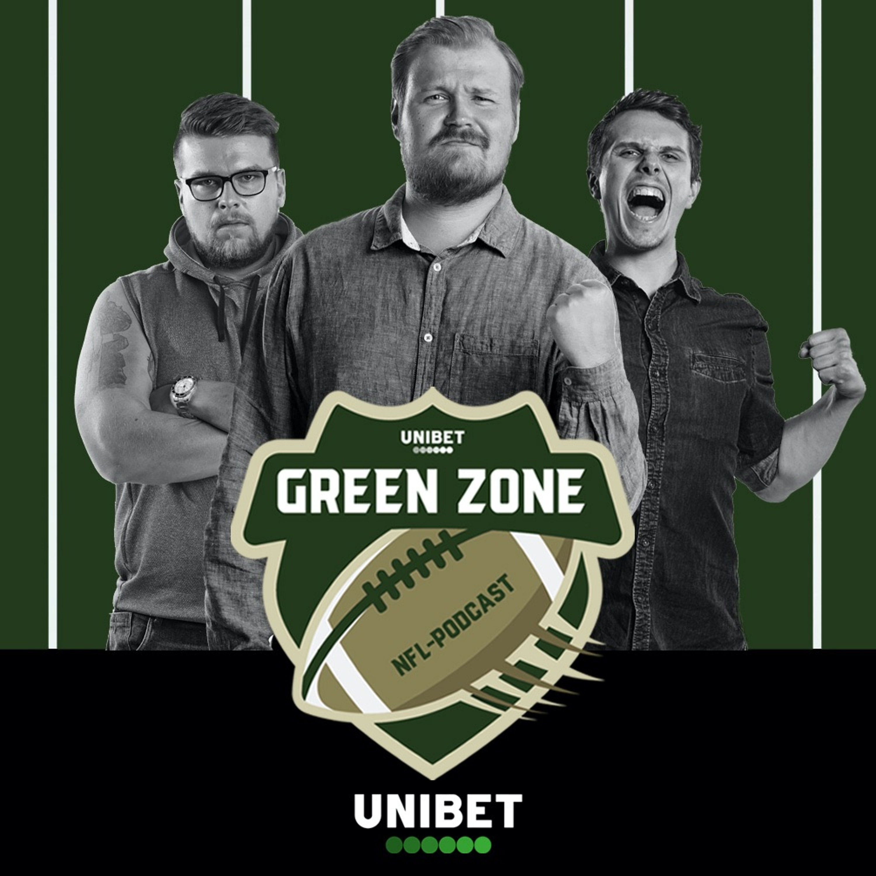 Green Zone NFL Podcast - Week 7 2020