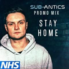 SUB-ANTICS - Quarantine Promo Mix