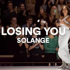 Solange - Losing You Guitar Intro