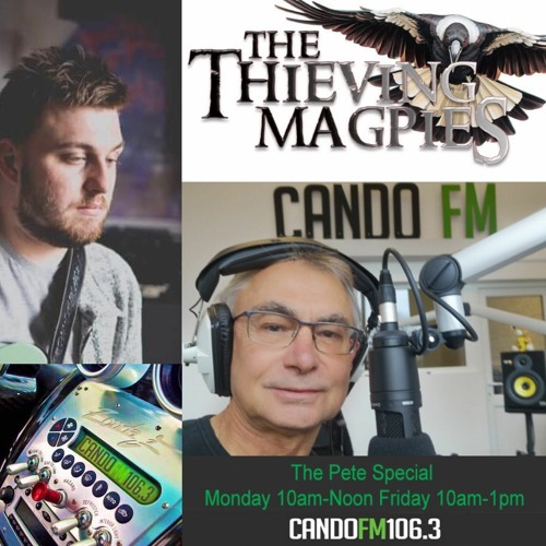 Thieving Magpies on CANDO FM 13112020