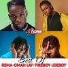 Best Of Rema x Joeboy x Fireboy x Omah Lay + Oxlade (Latest Songs)Mix @DJNOREUK