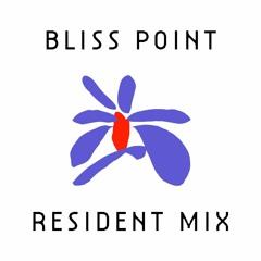 Bliss Point Resident Mix | June 14, 2021