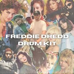 *FREDDIE DREDD DRUM KIT* (ON SALE)