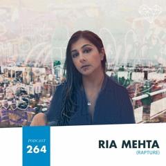 HMWL Podcast 264 - Rïa Mehta