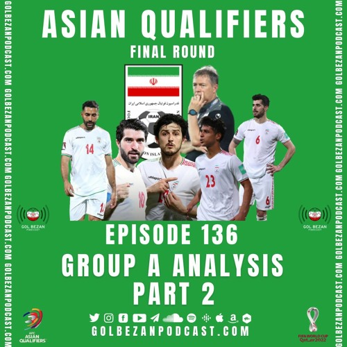 Asian Qualifiers Group A Analysis - All For Team Melli | Part 2
