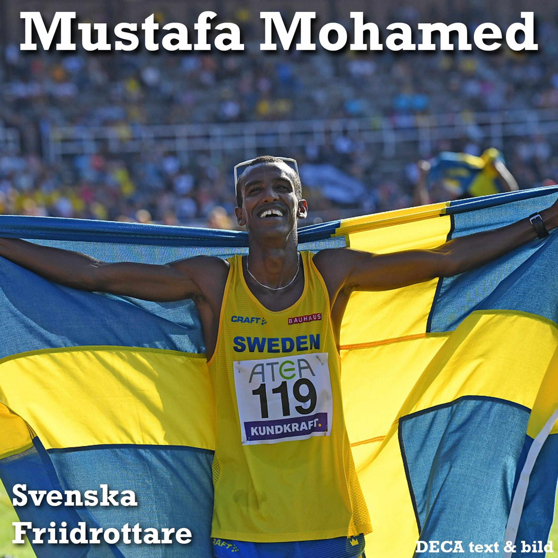 16. Svenska Friidrottare - Mustafa Mohamed