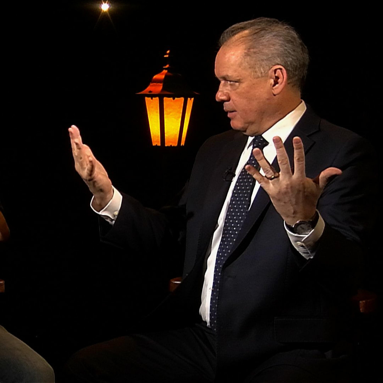 .pod lampou s Andrejom Kiskom: Spoločne to zvládneme, mafiánsky štát prehrá