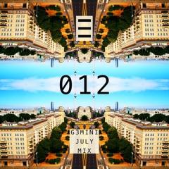 G3MIX 012 - G3MINI July Mix