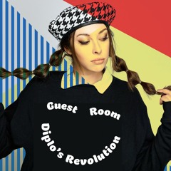 VNSSA's Guest Room Mix for Diplo's Revolution