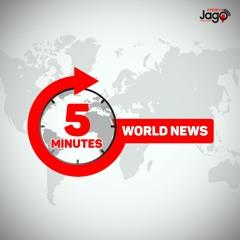 5 Minutes World News | 20 September 2021 |  JAGO FM