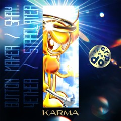 BUTTON MAKER, SHAY. - KARMA (FEAT. 4ETHER, STRADLATER)