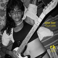 RK   1001 Leila - by Jana May