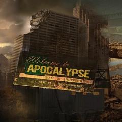 Apocalypse - Mamdouح (Official audio)