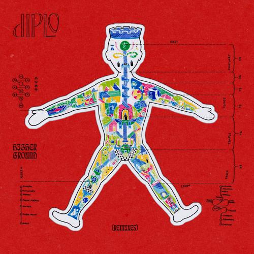 Diplo - Bubble Up (Mr. Pauer Remix)