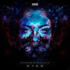 Condees & Madaheva - Eyes  @'Monkey in Space Records'