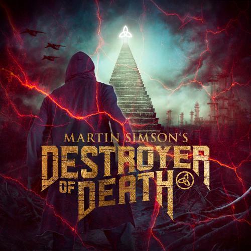 Destroyer of Death (feat. CJ Grimmark & Rob Rock)