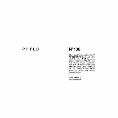 PHYLO MIX N°138