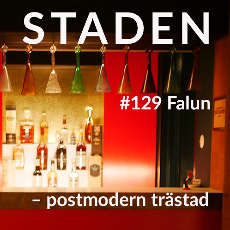 #129 Falun – postmodern trästad