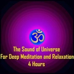 Unique Over tone ॐ #Omkar sound for Deep #Meditation and #Relaxation 4hours