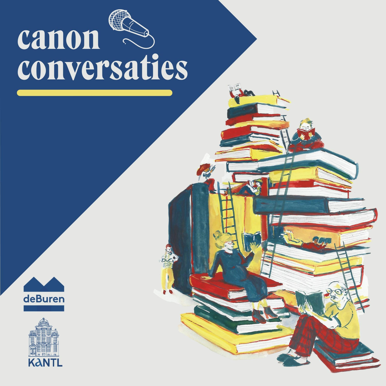 Canonconversaties #3 | Verhalen van kleur in de canon
