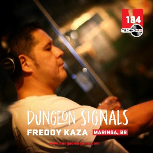 Dungeon Signals Podcast 184 - Freddy Kaza