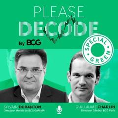 Please Decode - Special Green #3 - L'intelligence artificielle au secours de la planète ! 🌍