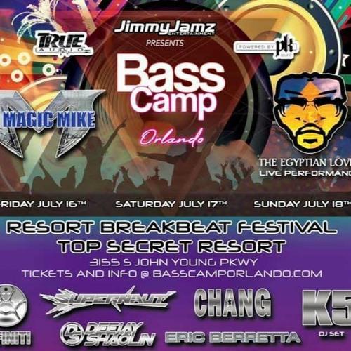 Seth Vogt - DJ Set from Bass Camp - Orlando 2021