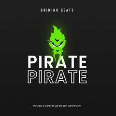 "[FREE] Freeze Corleone x Ashe 22 Type Beat ""PIRATE"" | Drill Rap instrumental 2021 (Prod. Crimino)"