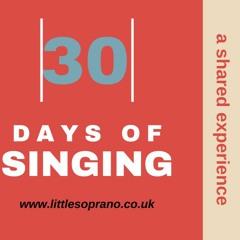 Day 12 30 Day Vocal Jump - Start