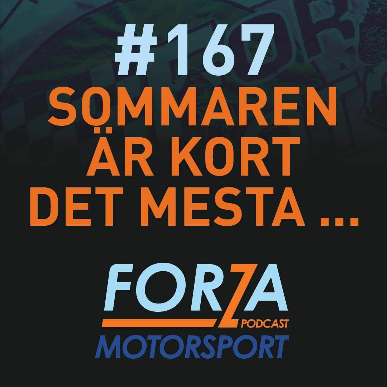 Forzapodden - Avsnitt 167 - Belgiens OGP eller det mesta regnar bort ...