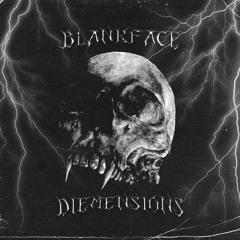 BLANKFACE - DIEMENSIONS