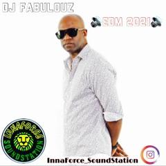 ((( DJ FABULOUZ EDM 2021 ))))