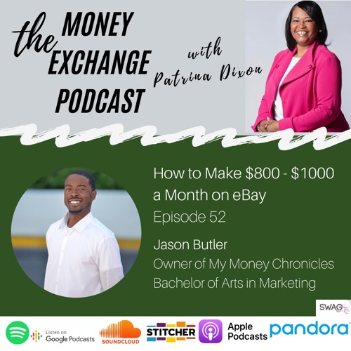 How to Make $800-$1,000 a Month on eBay - Eps. 52