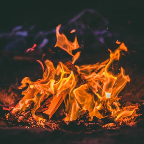Campfire Stories 86 (Through Lines) by Laura BCR
