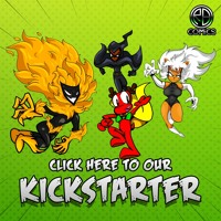 RB Comics Productions - Kickstarter Ad by DTongRadio