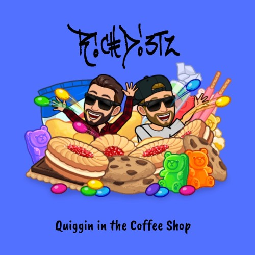 Sunnery James & Ryan Marciano x SKIY - Quiggin In The Coffee Shop (Rich DietZ Treat)