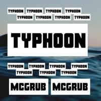 TYPHOON (rock / alternative beat)