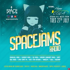 Space Jams 9.7: Happy Cola 赤ちゃん (Future Funk/ French House) 🇺🇸