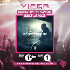Tall Order - Don't Tell Me [BBC R1 Premiere]
